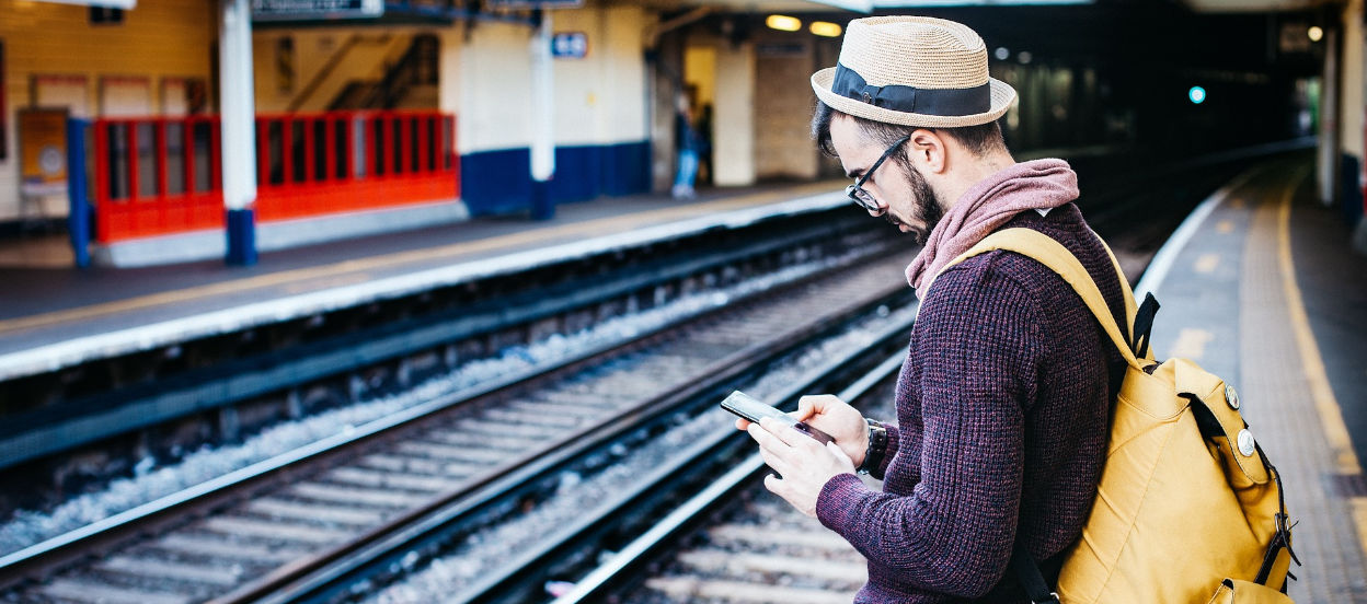 10 great apps to download on the train | Grand Central Rail