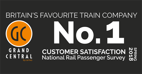 Britain's favourite train company award