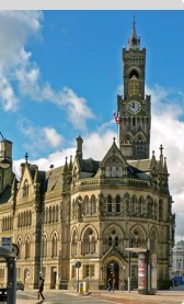 London to Bradford from